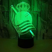 XZHYMJ 3D Night Light Toy Gifts for Kids