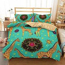 XZHYMJ Kids - Children s Bed Linen Set 135 x 200