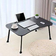 XZQZB Laptop Desk Foldable Bed Table Portable Lap