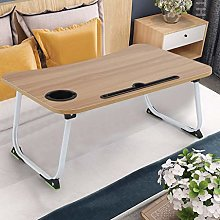 XZQZB Simple Small Lazy Laptop Table,Folding