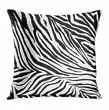 Y·JIANG Animal Throw Pillow Cushion Cover, Zebra
