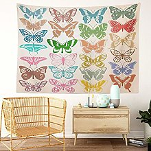 Y·JIANG Butterfly Tapestry, Butterfly Animal