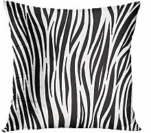 Y·JIANG Wildlife Throw Pillow Cushion Cover,