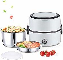 Y&MoD Electric Lunch Box 1.3L,Portable Food Heater