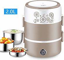 Y&MoD Electric Lunch Box 2L,Portable Food Heater