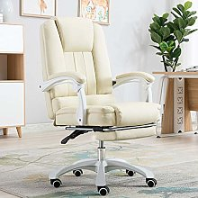 Y&MoD High Back Executive Office Chair, PU Leather