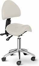 Y&MoD Saddle Chair with Back Support Adjustable