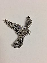 Y46 Kestrel made from Solid Fine English Pewter