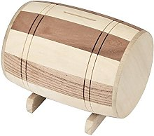 YA-Uzeun Caddy Organiser Cleaning Wooden Piggy