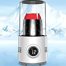YAANGSI Cooling Cup 2-In-1 Car Office Cup Warmer