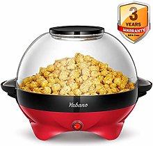 Yabano Popcorn Maker, 5L Electric Popcorn Machine