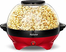 Yabano Popcorn Maker, 5L Popcorn Popper Machine,