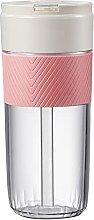 YACEKHDE Pink Portable Multi-Function Juicer Cup