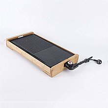 YAeele Home Style Electric Grill Skillet Griddle