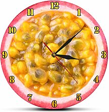 yage Wall Clock Vintage Clock Of Funky Passion