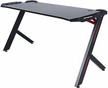 YaGFeng Gaming Desk Gaming Computer Table Desktop