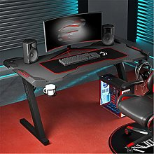 YaGFeng Gaming Desk Gaming Table Desktop Computer