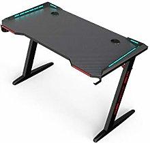 YaGFeng Gaming Desk Gaming Table Desktop Gaming