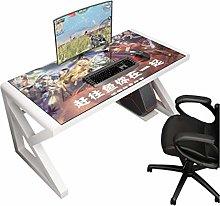 YaGFeng Gaming Desk Simple Computer Desktop Table
