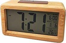 Yagoal alarm clock led clock kids clock table