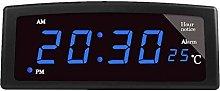 Yagoal alarm clocks bedside mains powered alarm