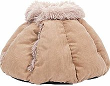Yagoal Cat Cave Puppy Bed Dog Cave Bed Indoor Pet