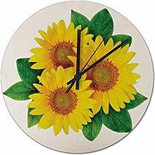Yagoal Clock Wall Clock Wall Clocks For Bedrooms