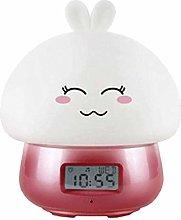 Yagoal digital clock alarm clock led led clock