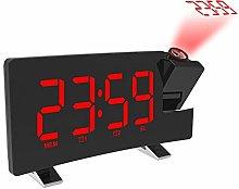 Yagoal digital clock alarm clock retro alarm