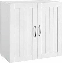 Yaheetech Bathroom Medicine Cabinet Toilet Storage
