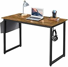 Yaheetech Computer Desk Home Office Large Writing