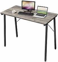 Yaheetech - Computer Desk Home Office Small