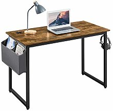 Yaheetech Computer Desk, Large PC Workstation with