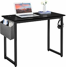 Yaheetech Computer Desk Office Writing Desk with
