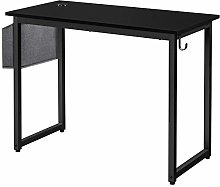 Yaheetech Computer Desk, Writing Desk with Steel