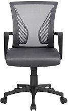 Yaheetech - Desk Chair -Adjustable Executive