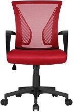 Yaheetech - Desk Chair- Adjustable Executive