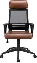 Yaheetech - Ergonomic Office Chair Adjustable and