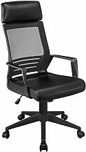 Yaheetech Ergonomic Office Chair Adjustable Swivel