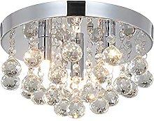 YAN FEI Lighting Fixture Elegant Crystal Ceiling