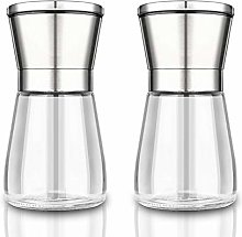 YANGCONG Premium Stainless Steel Salt And Pepper