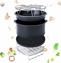 yangGradel 5-Set Air Fryer Accessories for Gowise