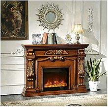 YANGLIYU Freestanding Fireplace Freestanding