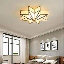 Yangmanini All Copper Ceiling Lamp Creative