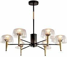 Yangmanini Jellyfish Pendant Lamp E14 * 6 Warm