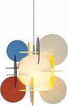 Yangmanini Modern Creative LED Chandelier Acrylic