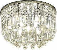 Yangmanini Modern Crystal Ceiling Lamp European