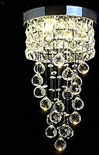 Yangmanini Modern Crystal Ceiling Lamp Living Room