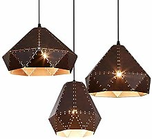 Yangmanini Warm Retro Chandelier US Industrial