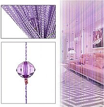 YANGQI yaoqijie 100 * 200cm Crystal Beads Tassel